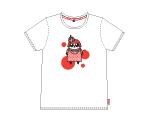 梳打熊貓名人T恤