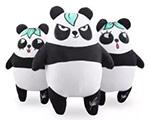 梳打熊貓亮相北京!「澳門梳打熊貓文創展—文創角色的創造與授權」即將登場
